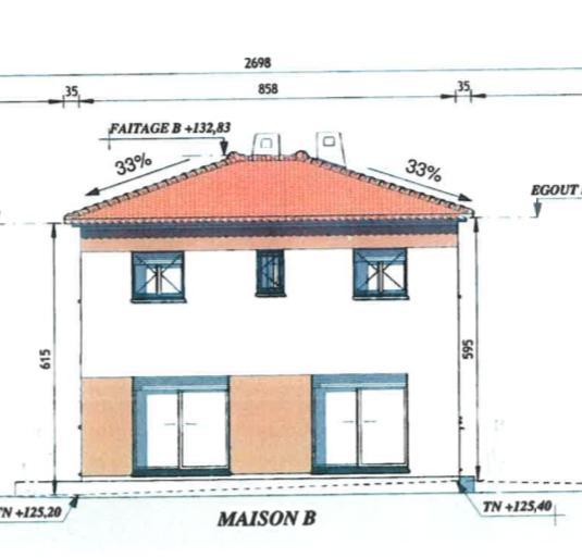 MAISON T5 MITOYENNE DE 92M2 NEUVE 13190 ALLAUCH