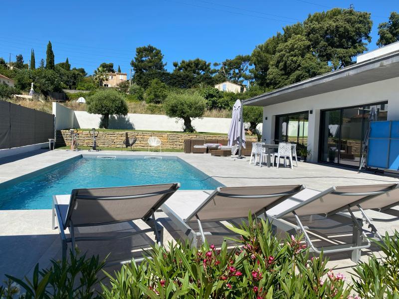 T5 Villa d'architecte contemporaine Marseille 13011